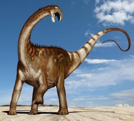 Tataouinea dinosaurio que respiraba como un pajaro