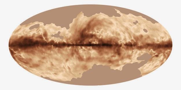 Vía_Láctea huella magnética wxere3r