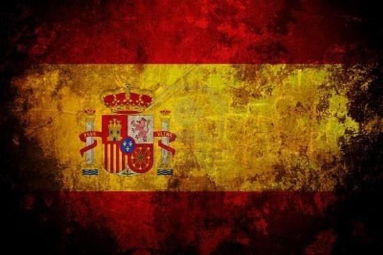 Bandera de España jhfvoeurouyg